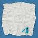 Aran Sampler Blanket #L20036 pattern