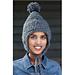 Flagstone Earflap Hat pattern