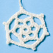 Felted Holiday Snowflake #L0294 pattern