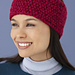 Seed Stitch Headband #L10658 pattern