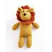 Little Lion Sock Critter pattern
