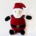 Amigurumi Holiday Santa pattern