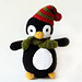 Amigurumi Holiday Penguin pattern