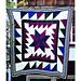 Homespun Pinwheel Afghan #1216 pattern