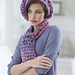 One Skein Beret and Scarf Set (Beret) pattern