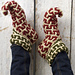 Elf Slippers: Crochet (archived) pattern