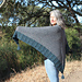 Timber Cove Shawl Worsted pattern