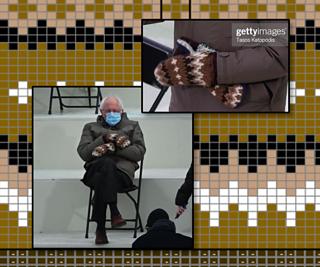 Photos of Sanders taken by Tasos Katopodis and  Brendan Smialowski for Getty Images.