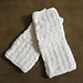 a piece of wonder mittens pattern