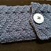 Knit iPhone Case pattern
