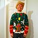 Tacky Christmas Sweater pattern