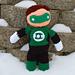 My Hero Green Lantern pattern