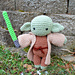 My Friend Yoda pattern