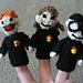 Pocket Potter Puppet Pals (kids) pattern