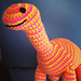 Brian the Brachiosaur Dinosaur Doll pattern