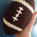 Football Amigurumi pattern
