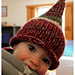The Scrappy Gnome Hat pattern