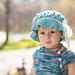 Pebble Beach Hat ~ Knit Version pattern