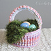 Easter Basket and Grass Set pattern