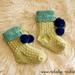 Netherlee Slippers ~ Crochet Version pattern