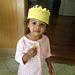 Royal Baby Princess or Prince Crown pattern