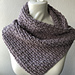 Marian Bay Cowl pattern