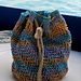 Sand Dollar Beach Bag pattern