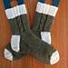 Lazy Weekend Socks pattern