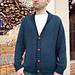 Steve McQueen Weekend Cardigan pattern