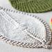 Leafy Washcloth pattern