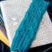 Shetland Bookmark pattern