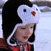 Penguin Bomber Hat pattern