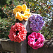 Big Button Interchangeable Flowers pattern