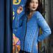 #34 Zippered Cardigan pattern