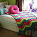 Bulky & Quick Donut Pillow pattern