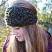 Cottage Comfort Flower Headband pattern