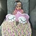Sleepy Owl Car Seat Cozy pattern