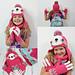 Sloth Hat & Mitten Set pattern