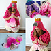 Hooded Flamingo Blanket Costume pattern