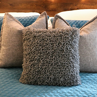 Excellent Loopy Stitch Pillow Cover Pattern By Mjs Off The Hook Designs Ncnpc Chair Design For Home Ncnpcorg