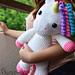 Mimi the Friendly Unicorn pattern