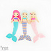 Mindy the Mermaid Doll pattern