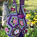 Wild rose bag pattern