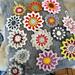 Dahlia | Daisy Flower pattern