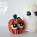 Cuddly Ghost and Pumpkin (2016021) pattern