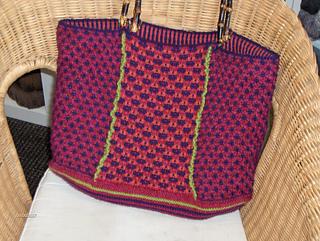 Mrs. Weasley's Bag of Stitch Witchery