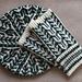 Hand Warmers (ハンドウォーマー) pattern