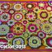 Stitch-cation Afghan pattern