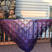 Gypsy Queen Shawl pattern