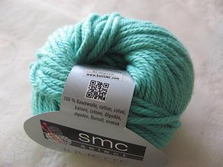 9.90 EUR pro 100 g Schachenmayr smc select Juliette 2065 minze 50g Wolle
